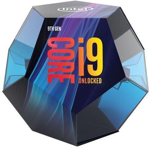 Процессор INTEL Core i9 9900K, LGA 1151v2,  BOX (без кулера) [bx80684i99900k s rels]