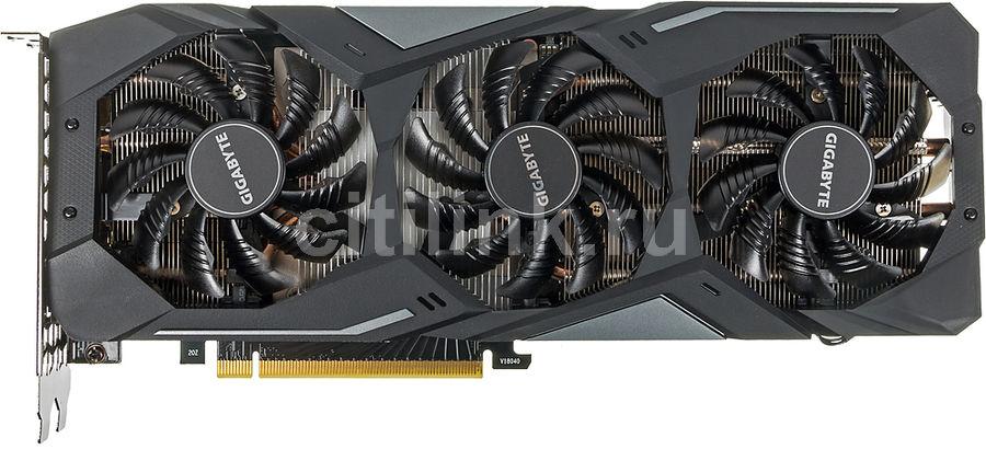 Видеокарта GIGABYTE nVidia  GeForce RTX 2070 ,  GV-N2070GAMING OC-8GC,  8Гб, GDDR6, OC,  Ret