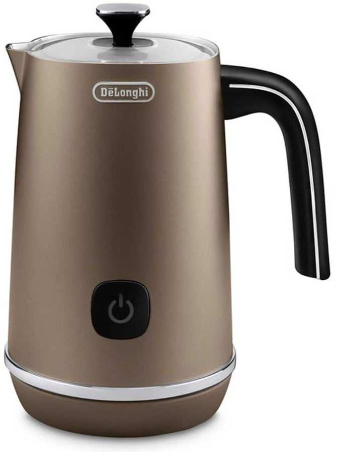 Вспениватель молока DELONGHI EMFI.BZ,  для кофемашин,  250мл [132043011]