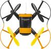 Квадрокоптер JXD Elfin FPV с камерой,  черный [jxd-512w] вид 6