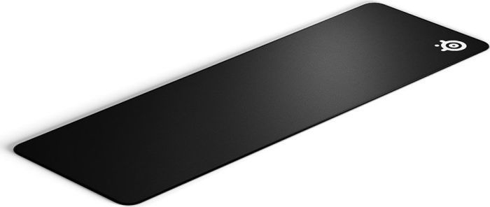 Коврик для мыши STEELSERIES QcK Edge,  XL,  черный [63824]
