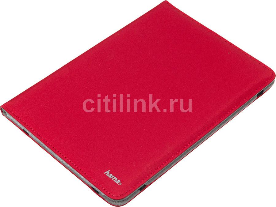 """Чехол для планшета HAMA Strap,  красный, для  планшетов 10.1"""" [00182305]"""