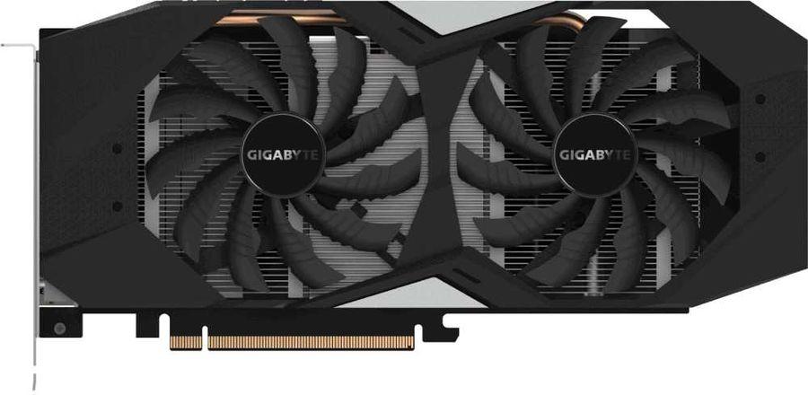 Видеокарта GIGABYTE nVidia  GeForce RTX 2070 ,  GV-N2070WF2-8GD,  8Гб, GDDR6, Ret