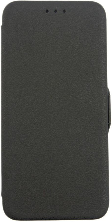 Чехол (флип-кейс) TFN Booklet II, для Samsung Galaxy A6+ (2018), черный [tfn-bc-05-039b2b]