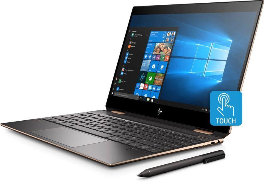 "Ультрабук-трансформер HP Spectre x360 13-ap0002ur, 13.3"",  Intel  Core i5  8265U 1.6ГГц, 8Гб, 256Гб SSD,  Intel UHD Graphics  620, Windows 10, 5MN15EA,  темно-серебристый"