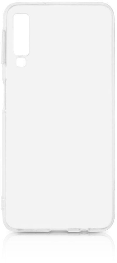 Чехол (клип-кейс) DF sCase-69, для Samsung Galaxy A7 (2018), прозрачный