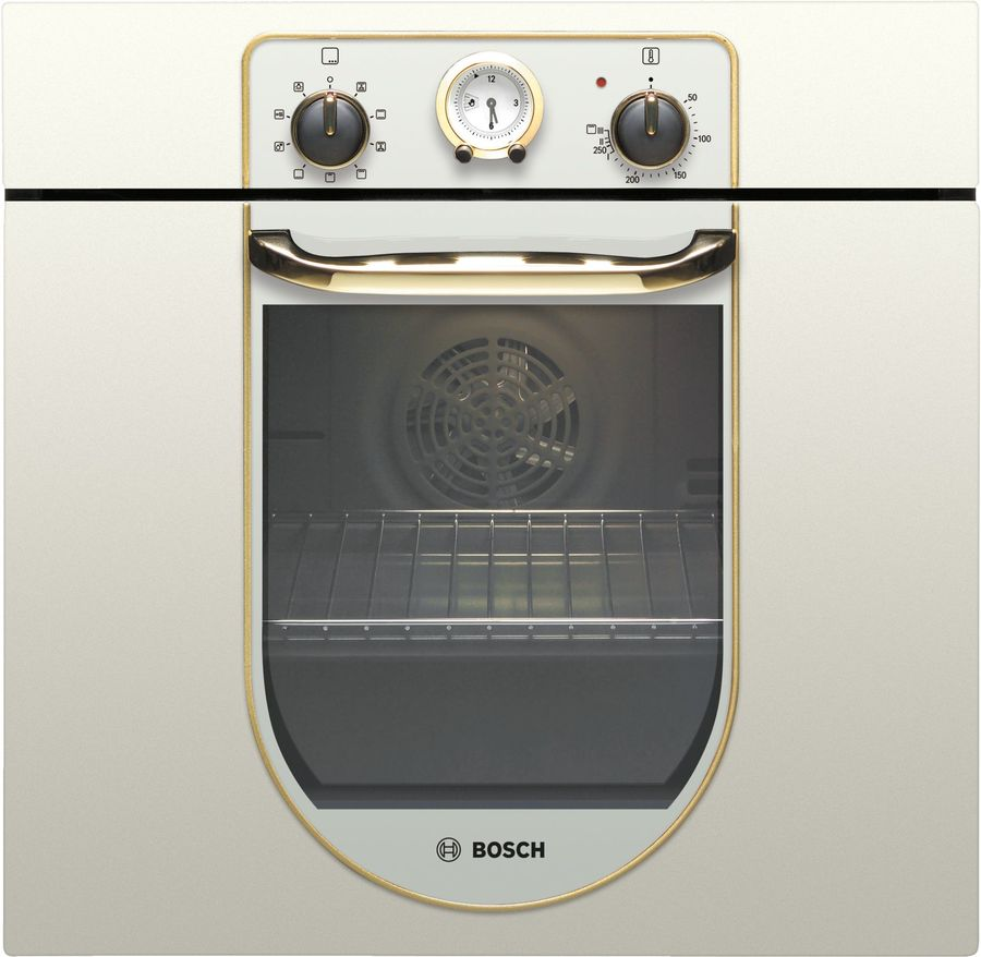 Духовой шкаф BOSCH HBFN30YV0,  белый
