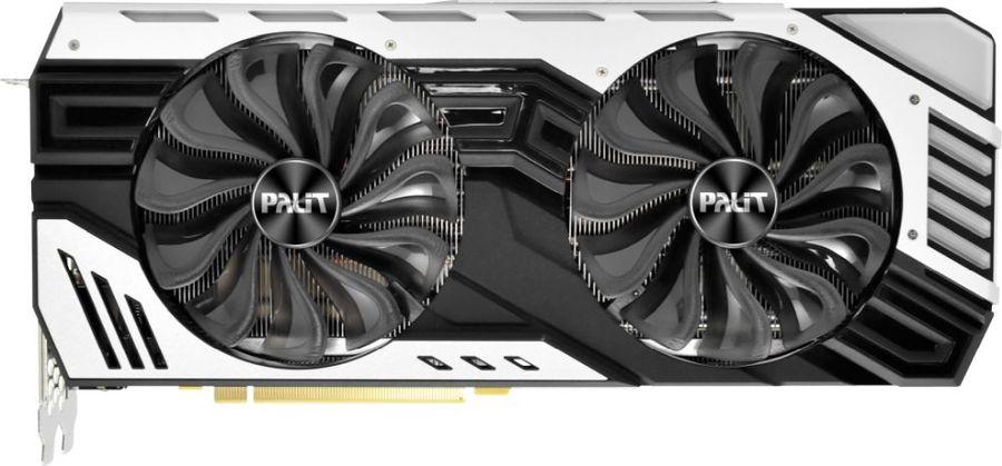 Видеокарта PALIT nVidia  GeForce RTX 2080 ,  PA-RTX2080 Super Jetstream 8G,  8Гб, GDDR6, Ret [ne62080u20p2-1040j]