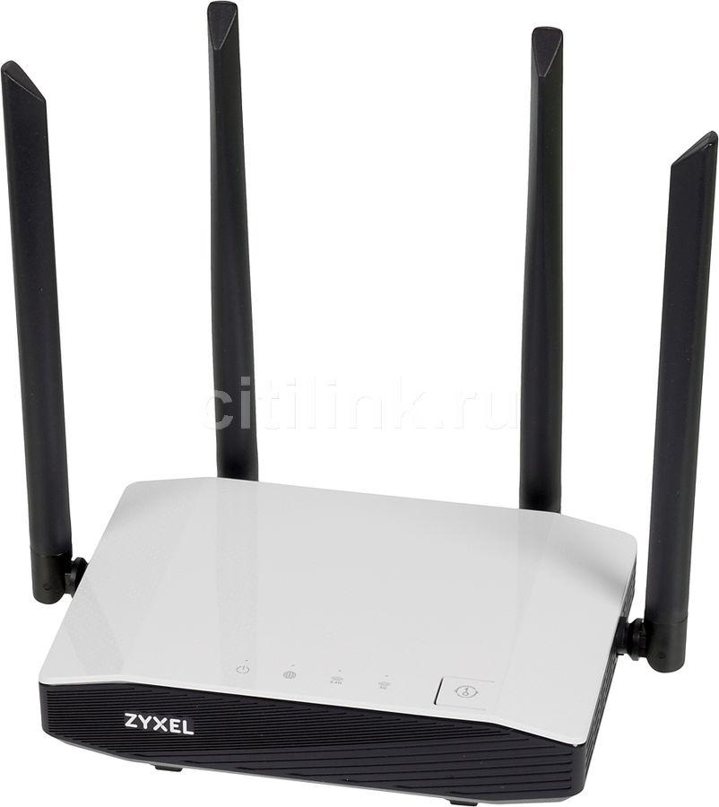 Купить Wi-Fi роутер ZYXEL NBG6615-EU0101F, белый в интернет-магазине СИТИЛИНК, цена на Wi-Fi роутер ZYXEL NBG6615-EU0101F, белый (1097676) - Обнинск