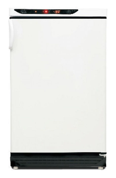 Морозильная камера САРАТОВ 106-003,  белый/черный
