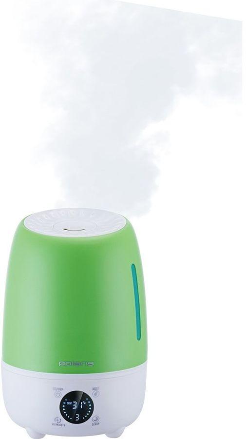 Увлажнитель воздуха POLARIS PUH 6805Di,  зеленый
