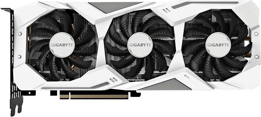Видеокарта GIGABYTE nVidia  GeForce RTX 2070 ,  GV-N2070GAMINGOC WHITE-8GC,  8Гб, GDDR6, OC,  Ret