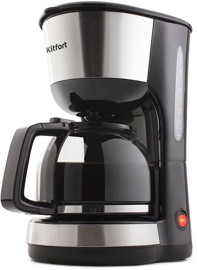 Кофеварка kitfort кт-715