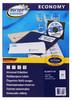 Этикетки Europe100 ELA013-18 A4 70x42.3мм 21шт на листе/70г/м2/18л./белый матовое самоклей. универса