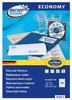 Этикетки Europe100 ELA049-18 A4 52.5x29.7мм 40шт на листе/70г/м2/18л./белый матовое самоклей. универ