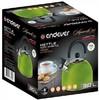 Металлический чайник ENDEVER 303,  3л,  зеленый [80479] вид 2