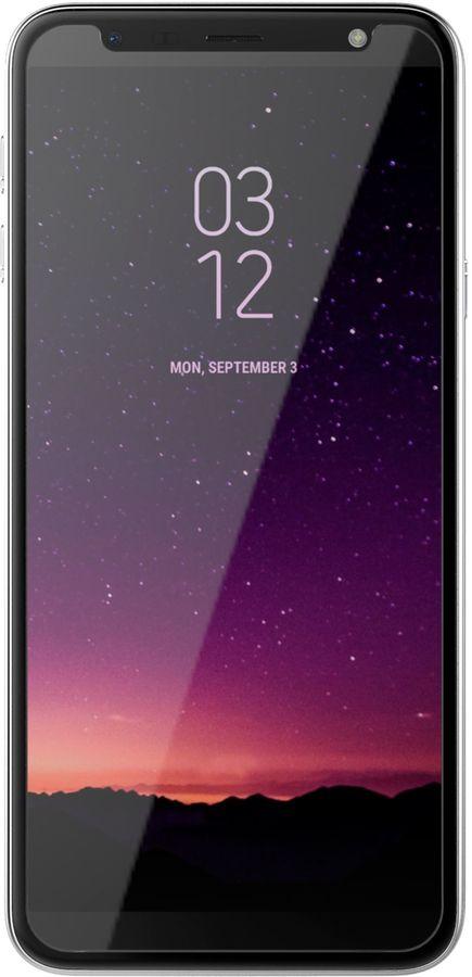 Защитное стекло для экрана SAMSUNG Whitestone Dome  для Samsung Galaxy J4+ (2018),  прозрачная, 1 шт [gp-j415kdeeaia]