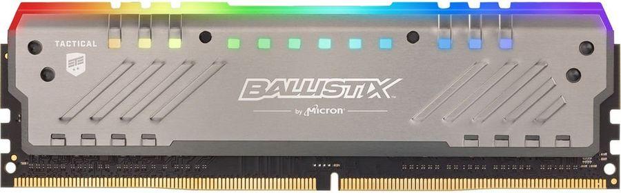 Модуль памяти CRUCIAL Ballistix Tactical BLT8G4D26BFT4K DDR4 -  8Гб 2666, DIMM,  Ret