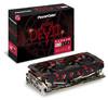 Видеокарта POWERCOLOR AMD  Radeon RX 590 ,  AXRX 590 8GBD5-3DH/OC,  8Гб, GDDR5, OC,  Ret вид 1