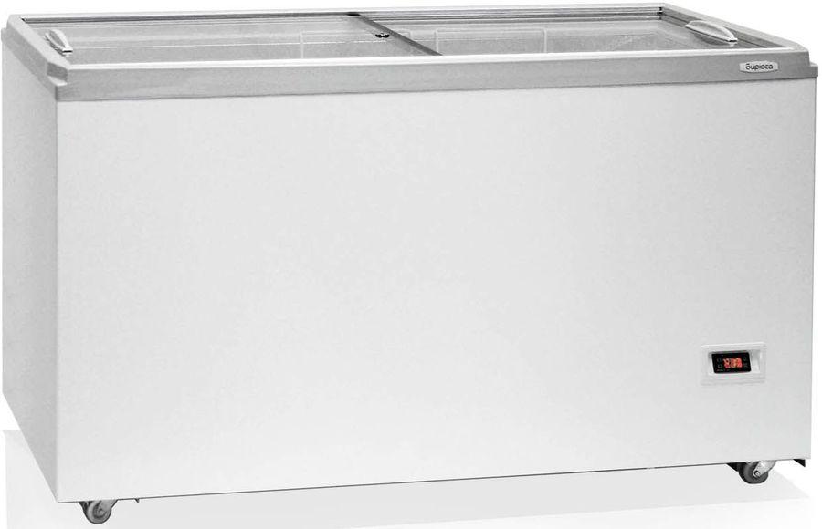 Морозильный ларь БИРЮСА Б-455VDZQ белый