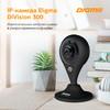 Видеокамера IP DIGMA DiVision 300,  1080p,  3.6 мм,  черный [dv300] вид 3