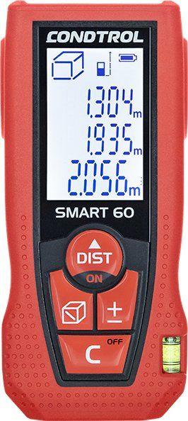 Лазерный дальномер CONDTROL Smart 60 [1-4-098]
