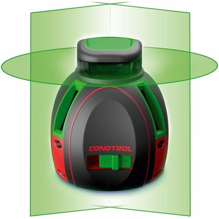 Лазерный нивелир CONDTROL Unix360 Green pro [1-2-136]