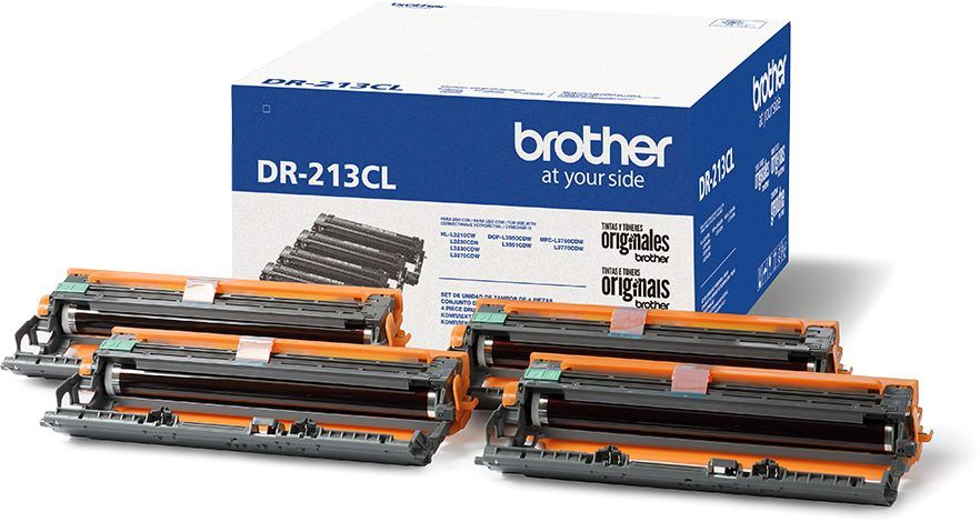 Блок фотобарабана Brother DR213CL цв:18000стр. для HL3230/DCP3550/MFC3770 Brother