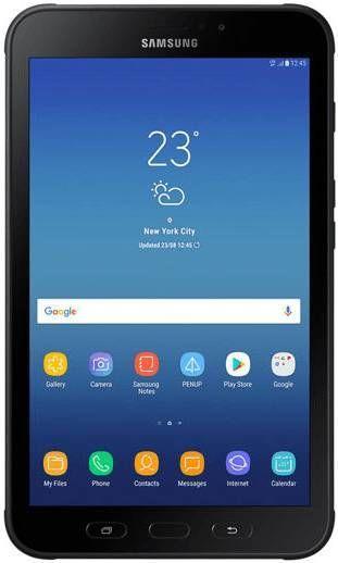 "Планшет Samsung Tab Active LTE SM-T395 7870 8C/3Gb/16Gb 8"" TFT 1280x800/3G/4G/And7.1/черный/серый/BT"