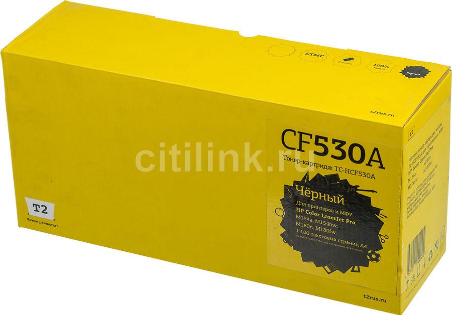 Картридж T2 TC-HCF530A черный