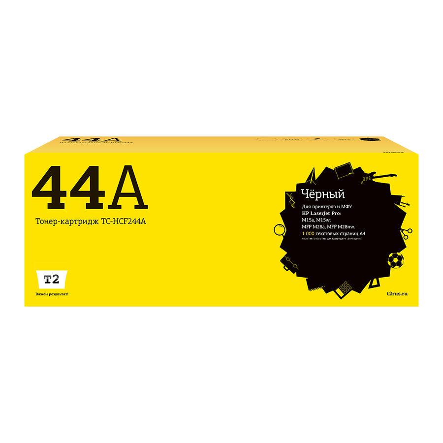 Картридж T2 TC-HCF244A, черный