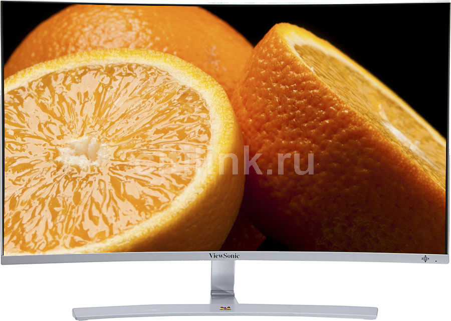 """Монитор VIEWSONIC VX3216-SCMH 31.5"""", серебристый и белый"""