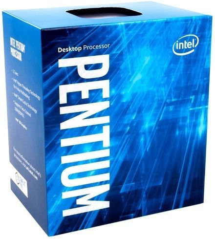 Процессор INTEL Pentium Dual-Core G4560, LGA 1151,  BOX