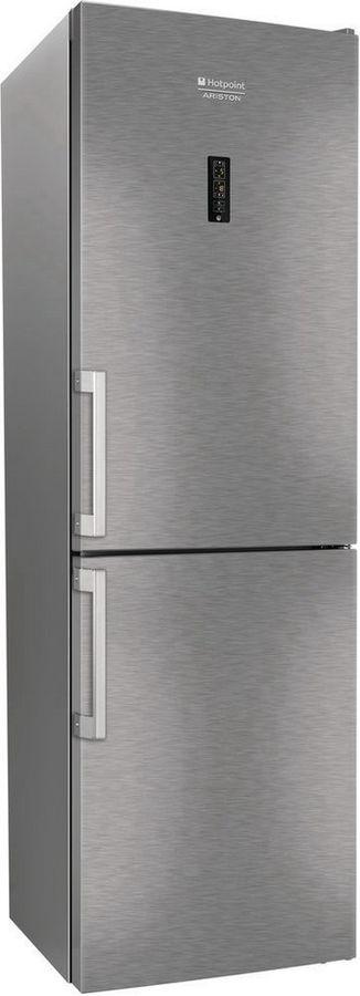 Холодильник HOTPOINT-ARISTON HFP 6200 X,  двухкамерный, нержавеющая сталь [153422]