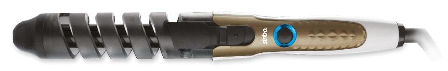 Щипцы SINBO SHD 7069,  белый/золотистый