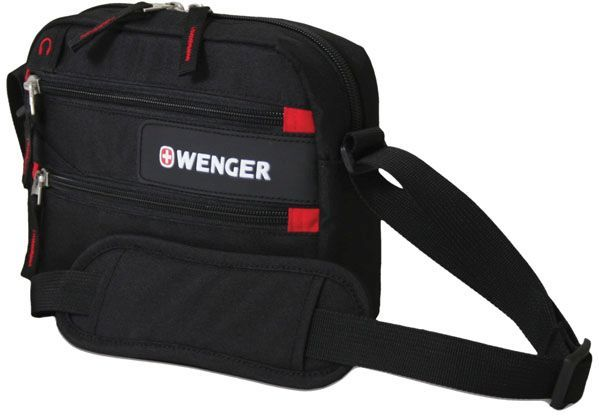 Сумка Wenger 600D черный 18322135 23x18x5см