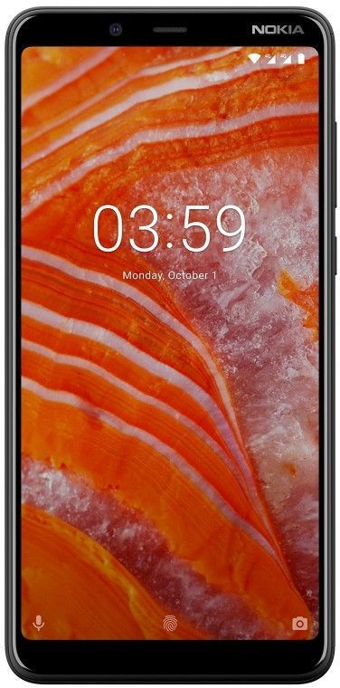 Смартфон NOKIA 3.1 Plus 32Gb,  серый