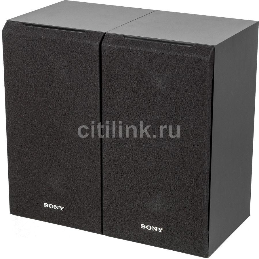 Акустическая система SONY SS-CS5,  2.0,  черный