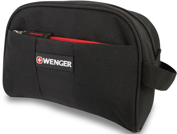 Несессер Wenger черный 608508 20x7x16см