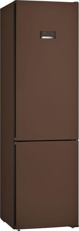 Холодильник BOSCH KGN39XD31R,  двухкамерный, коричневый