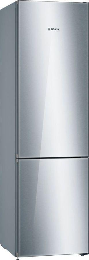 Холодильник BOSCH KGN39LM31R,  двухкамерный, серебристый
