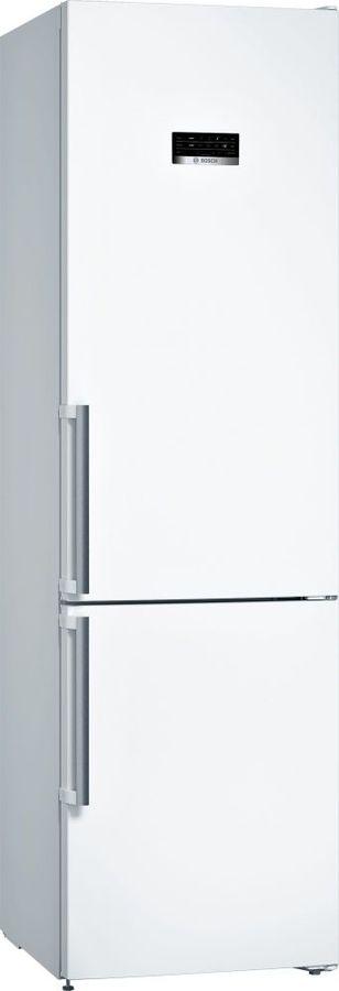 Холодильник BOSCH KGN39XW34R,  двухкамерный, белый