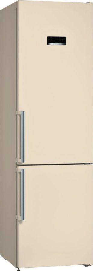 Холодильник BOSCH KGN39XK34R,  двухкамерный, бежевый