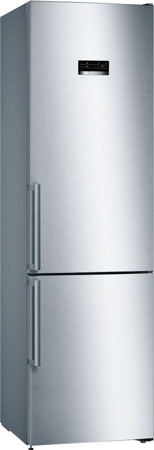 Холодильник BOSCH KGN39XI34R,  двухкамерный, нержавеющая сталь