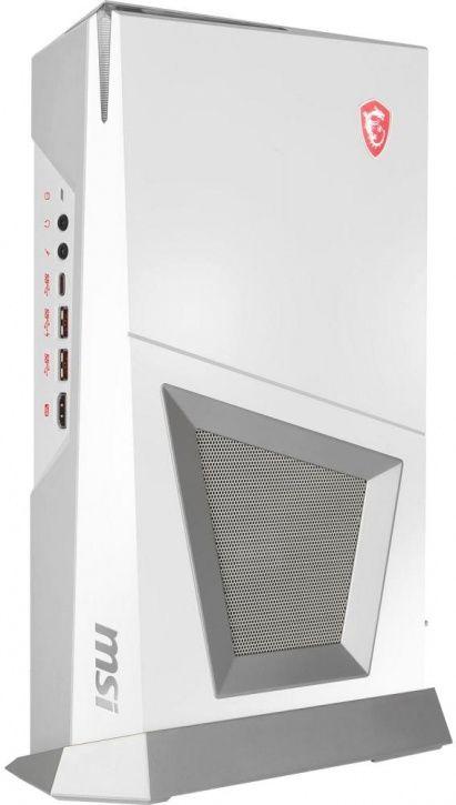Компьютер  MSI Trident 3 8RD-208RU,  Intel  Core i7  8700,  DDR4 16Гб, 1000Гб,  256Гб(SSD),  NVIDIA GeForce GTX 1070 - 8192 Мб,  Windows 10,  белый [9s6-b92012-208]