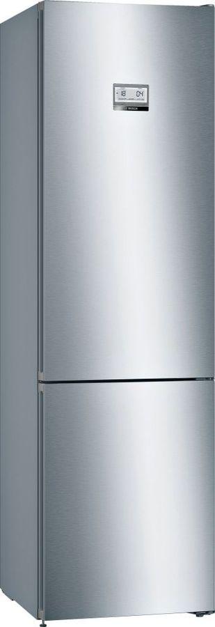Холодильник BOSCH KGN39AI31R,  двухкамерный, нержавеющая сталь