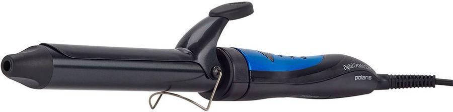 Щипцы POLARIS PHS 2609K,  черный/синий