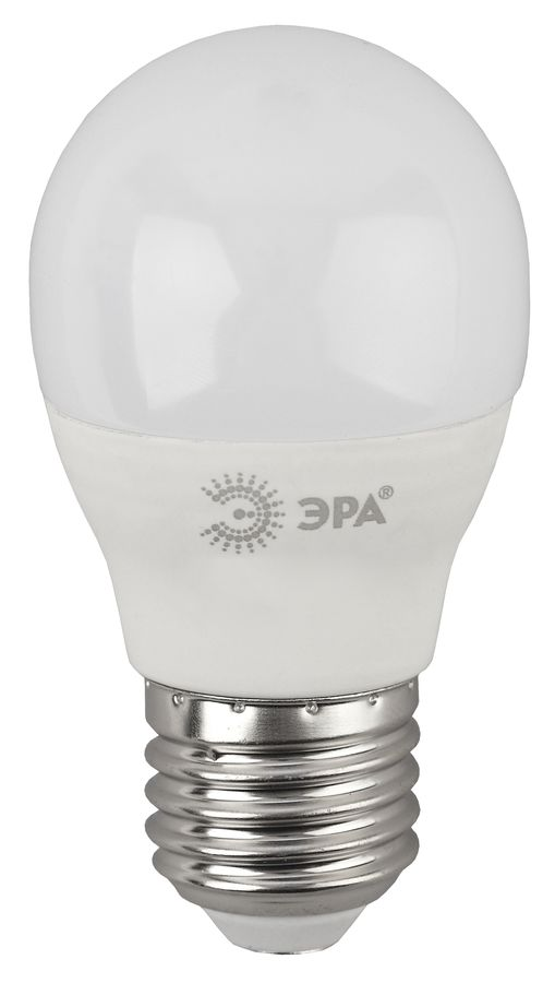 Лампа ЭРА P45-10W-840-E27, 10Вт, 800lm, 25000ч,  4000К, E27,  3 шт. [б0032971]