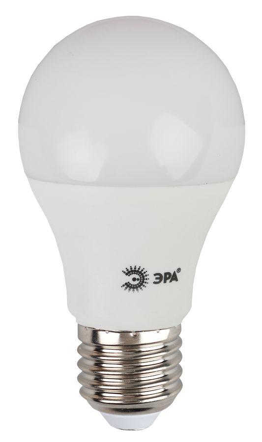Лампа ЭРА A60-11W-827-E27, 11Вт, 880lm, 30000ч,  2700К, E27,  3 шт. [б0030910]