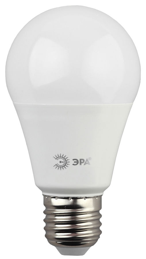 Лампа ЭРА A60-13W-827-E27, 13Вт, 1040lm, 30000ч,  2700К, E27,  3 шт. [б0020536]